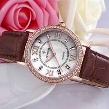 Часы браслет montre femme для женщин wwoor роскошные женские
