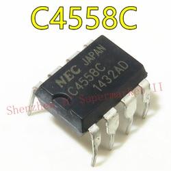 1 шт./лот UPC4558C C4558C C4558 KIA4558P DIP-8 в наличии высокопроизводительный двойной операционный усилитель