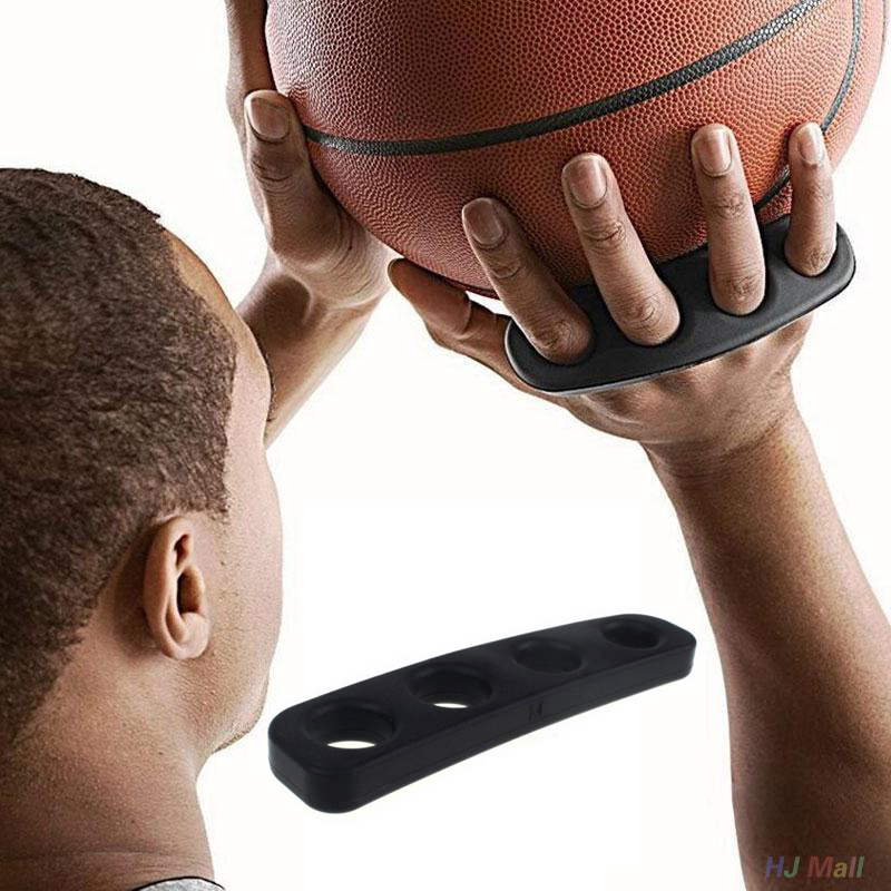 Forfar Three-Point Basketball Shooting Ball Trainer Shooter Fork Grip Control Dribbling Shot Training Team Sports For Kids Adult