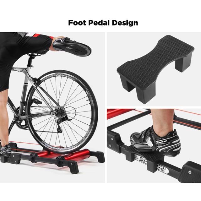 Bike roller πλατφόρμα