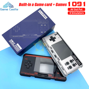 New FC3000 handheld game console 8 simulator children's color screen game console for PXPX7 Black Grey Dropshipping