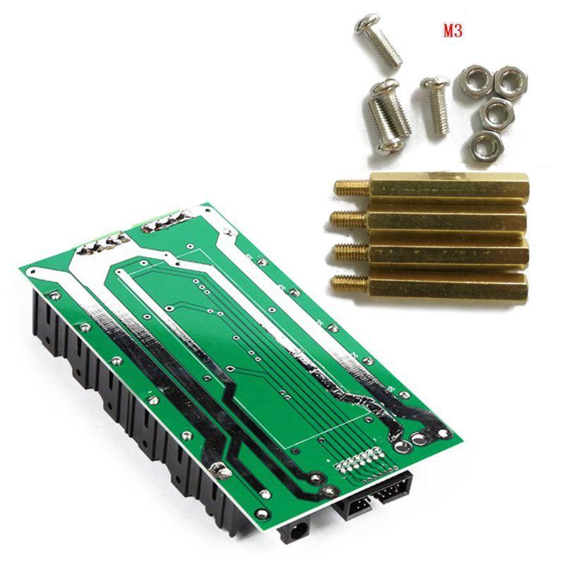 banco de potência balancer bms pcb circuitos placa proteção kit diy