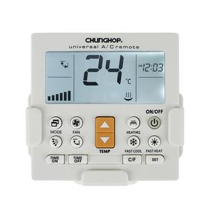 Image 1 - CHUNGHOP Universal Remote Control for Air Conditioner K 650e With Back Light Bracket Holder Controller