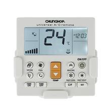 CHUNGHOP télécommande universelle pour climatiseur K 650e avec rétro éclairage support support contrôleur