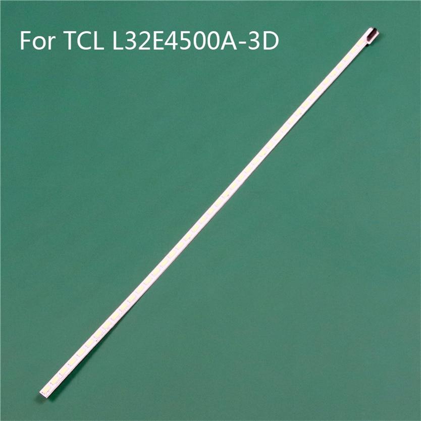 LED TV Illumination For TCL L32E4500A-3D FHD LED Bars Backlight Strips Line Ruler 32