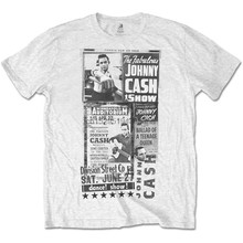 Johnny Cash - Special Edition The Fabulous Johnny Cash Show Unisex Shirt