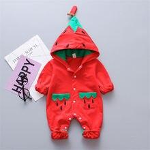 Детские комбинезоны; Длинные рукава Куртка для новорожденных