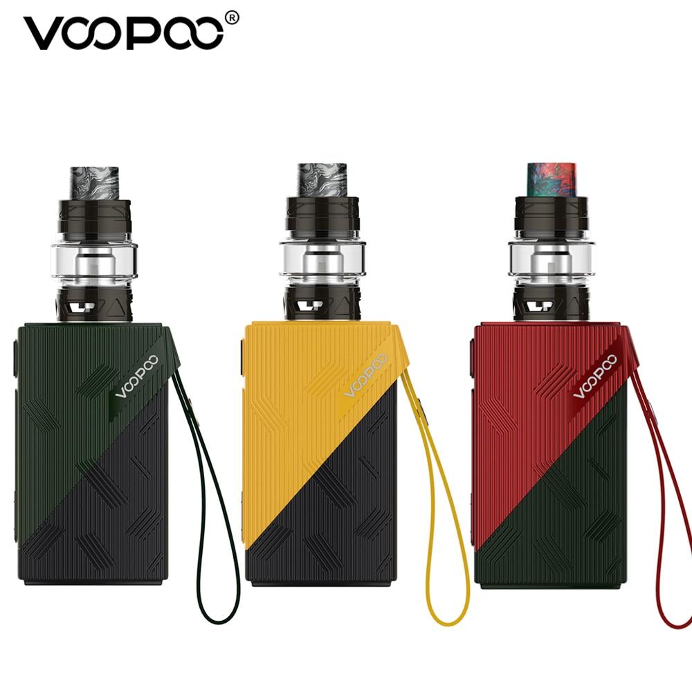 Original VOOPOO Find 120W Mod Box Vape Kit 5ml Uforce T2 Tank 4400mAh Battery Vaper GENE.Fit Chip Electronic Cigarette Vaporizer