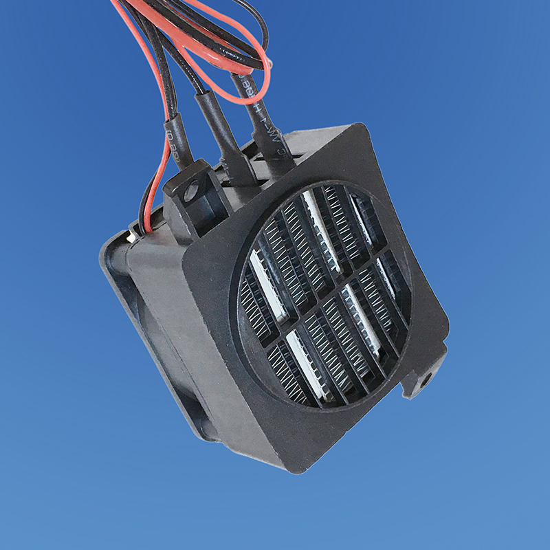 Electric Heater PTC Fan Heater 250W 220V Heater 12V DC Fan