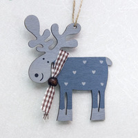 1pcs Elk dark blue