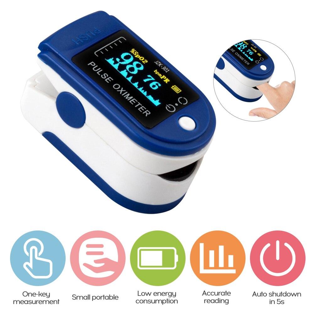 Пальчиковый Пульсоксиметр OLED дисплей Пальчиковый оксиметр контроль частоты пульса кислорода в крови портативный Семейный дорожный оксиметр|Детали и аксессуары для приборов|   | АлиЭкспресс
