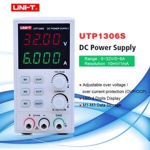 UNI-T UTP1306S Mini DC power s