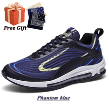 Shoes Basketball-Shoes New Outdoor Non-Slip Breathable Air-Cushion Wear-Resistant Street-Combat