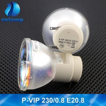 1 Piece Original / High Quality Projector Lamp Bulb for Osram P-VIP 230/0.8 E20.8 for EC.J8100.001 for ACER P1270 Projectors