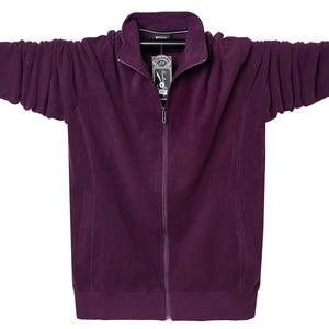 Image 2 - 2020 Men Big Tall Long Sleeves Sweatshirts Oversized Hoodies Cotton Male Large Man Clothing Autumn Fit Hoodie Plus Size 5XL 6XL