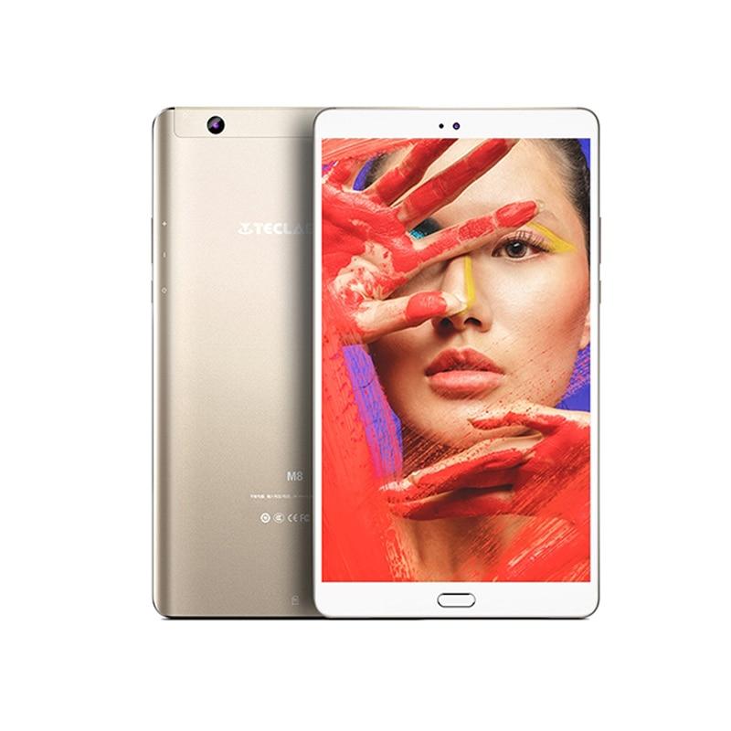 Teclast M8 8.4 Inch 2560x1600 Quad Core 4K Video G-Sensor Tablets 3GB RAM 32GB ROM Wifi Dual Camera Android Tablet