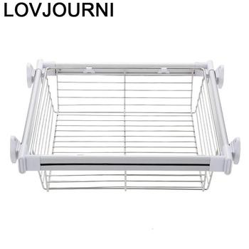 Holder Etagere De Rangement Cabideiro Storage Rack Wardrobe Shelf Shelves Prateleira Estante Adjustable Closet Organizer Basket