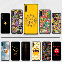Justin Bieber Luxury brand Drew House Phone Case Cover For Samsung Galaxy A 3 6 7 8 10 20 30 40 50 70 71 10S 20S 30S 50S PLUS(China)