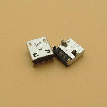10pcs New For Asus X205 X205T X205TA X205TAW E205SA DC Power Jack Socket Charging Port Charger usb Connector