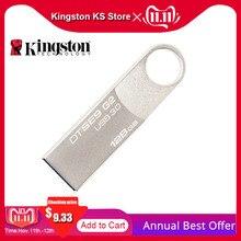 Kingston USB Flash Drive Pendrive 64GB 32GB 16GB di Memoria Cle USB 3.0 del Metallo Pen drive Memoria U stick Flash Drive Pendrive U Disk