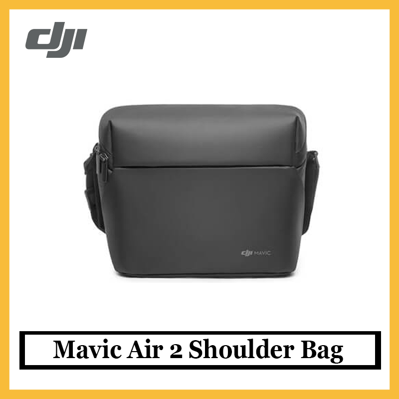 Orginal dji mavic ar 2 bolsa de ombro feita para mavic ar 2/mavic mini 2 armazenamento eficiente para todos os equipamentos em estoque