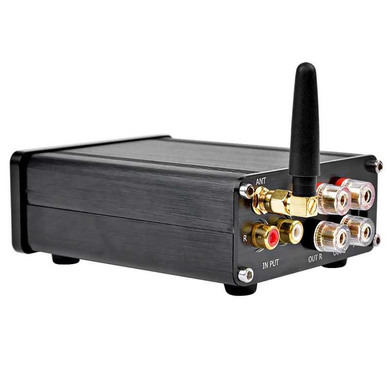 Tpa3116 Digital Audio Amplifier 2.0 Hifi Bluetooth 5.0 Class D Stereo High Power Amp 100Wx2 Home Theater
