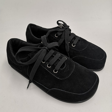 Tipsietoes Barefoot Suede Leather Sneakers For Women - WIDE VERSION SIRSI VERZE
