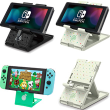 Portable Hori Stand For Nintend Switch for Switch Lite Base NS Console Desktop Rechargeable Phone Tablet Universal Animal Forest