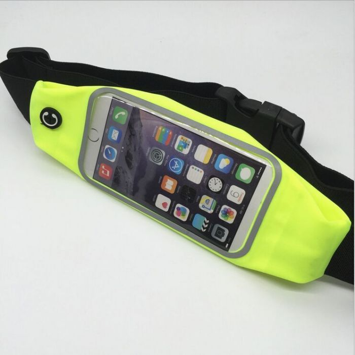 New Style Window-Touch Screen Wallet Iphonexs Outdoor Running Waterproof Waist Bag Arm Bag Multi-functional Mobile Phone Bag