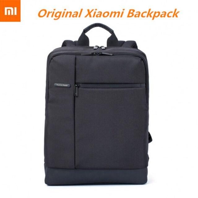 Xiaomi mochila Original mijia con capacidad de 18L, para negocios, clásica, para ordenador, 15,6 pulgadas, Viaggio, Esterna