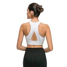 Nepoagym LUCKY XS To XL Size Women Push Up Sports Bra High Impact Fitness Bra Su