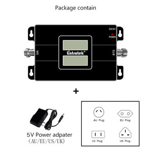 Image 5 - Amplificador de señal de doble banda 2G 3G GSM 900, WCDMA 2100, repetidor móvil, teléfono celular, comunicación por voz
