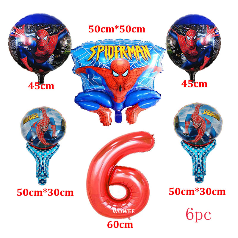 Us 0 4 46 Off 10pc Lot Spiderman Party Supplies Invitation Card Kid S Birthday Party Supplies And Spider Man Party And Event Supplies 01 In Cards