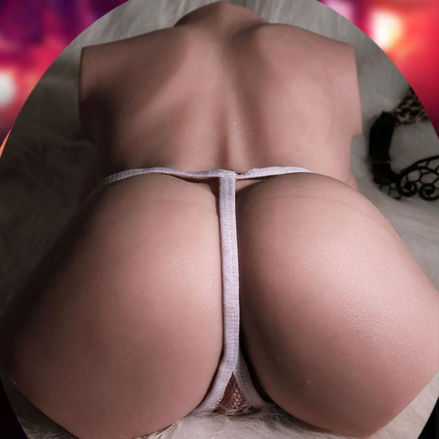 Male masturbator sex products for men realistic vagina adult sex toys