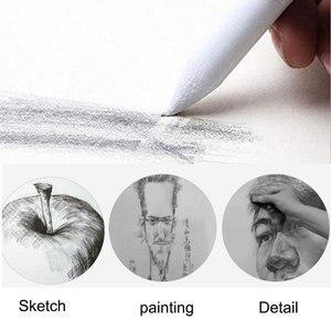 3, 6 штук в партии, новое смешивания для растушевки с двойной головкой эскиз Бумага стеклоочистителя Карандаш для арт рисования картин для Пр...