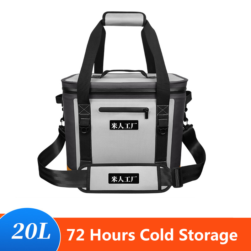 72 Hours Cold Storage TPU Waterproof Ice Pack, Picnic, Camping, Picnic, Portable Insulation Pack, Beach Cold Storage, Cold Stora