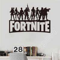 Game cartoon character Home Decor Wall Sticker Nursery For Kids Room living room Vinyl Wall Decals S29