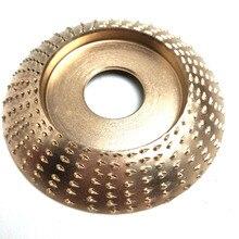 Деревянные угловые шлифовальные абразивный диск для колес угловая шлифовальная машина карбида покрытия 85*22 мм Диаметр формируя шлифовальн...