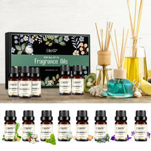 (16PCS) Elite99 10ml Pure Fragrance Oil Essential O
