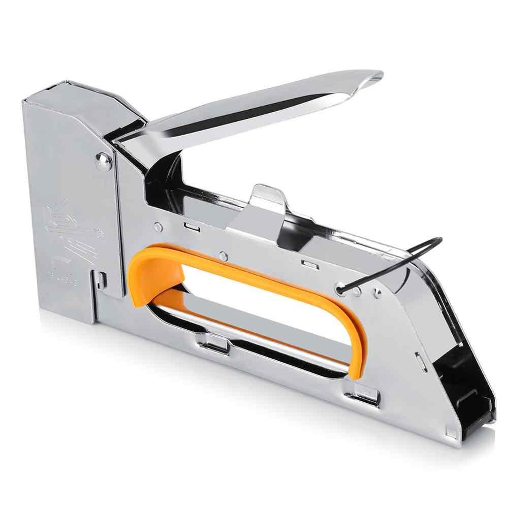 Konstrukcja ze stali nierdzewnej instrukcja gwoździarka i zszywacz meble zszywacz pistolet do gwoździ do ramy zszywki stolarstwo obróbka drewna