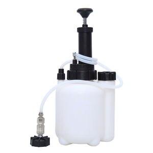 Image 4 - Samger Kit de purga de frenos para coche, juego de herramientas de vacío neumáticas de aire 3 L para garaje, 40 58 PSI