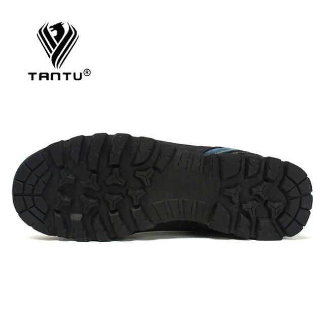TANTU Waterproof Hiking Shoes Mountain Climbing Shoes Outdoor Hiking Boots Trekking Sport Sneakers Men Hunting Trekking 6