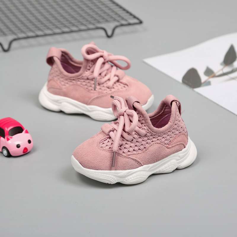 Dimi 2020 spring/autumn 1 year baby girl shoes casual infant boy toddler sport shoes soft bottom comfortable breathable kid sneaker