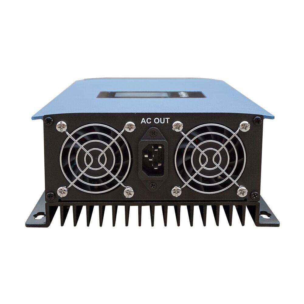 H9893d93bd69a4f8592cfb729deffd9e4v - 2000W on Grid Solar Inverter for Solar Panels Battery Connected PV System Sun-2000G2 DC45-90V AC 190V-260V Converter WI-FI