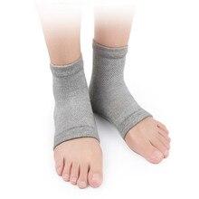 Heel Moisturizing Socks Open Toe Socks Cracked Gel Heel