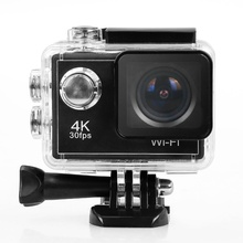 Wimius Sports Camera 4K 30fps 1080P 40 Meters Underwater waterproof action camera ccdcam 1080p 10m underwater camera poe power white light underwater camera
