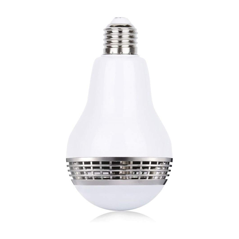 Bluetooth Music Bulb LED Smart Light Bulb With Bluetooth Speaker And APP Control RGB Multi Color Changing Dimmable