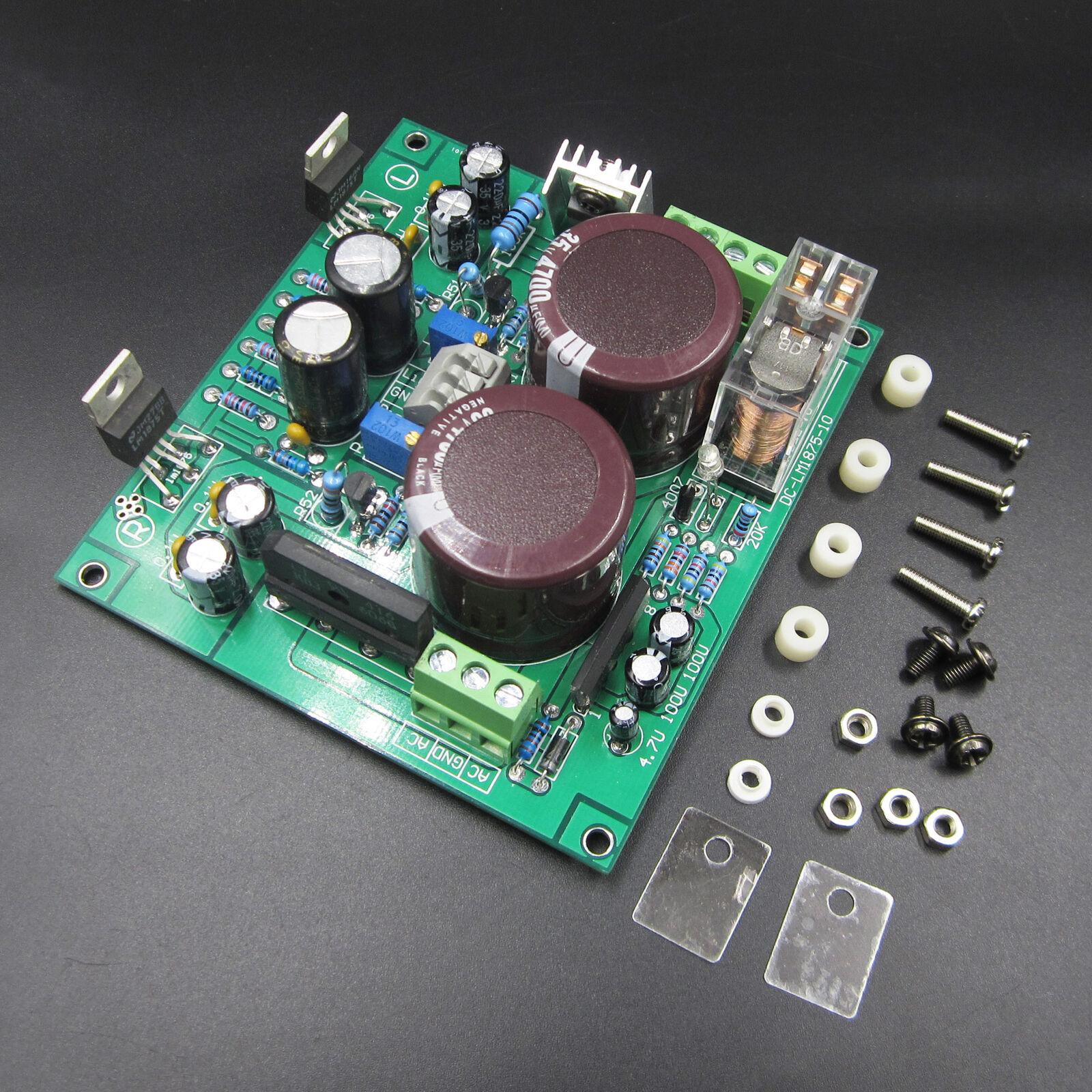 LM1875T 2.0 HIFI Power Amplifier Board 25W+25W Fever level amplifier board|MP3 Players & Amplifier Accessories| |  - title=