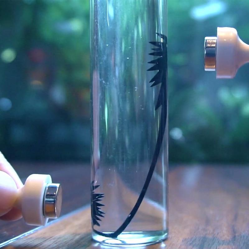 Ferrofluid Magnetic Fluid Liquid Display Funny Ferrofluid Toy Stress Relief Toys Science Decompression Anti Stress Toys New