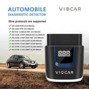 Image 3 - Viecar ELM327 V2.2 PIC18F25K80 OBD2 bluetooth 4.0 wifi elm 327 usbスキャナー自動ツールOBD2 obd 2車診断のためアンドロイド/ios